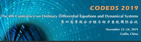 The 4th Conference on Ordinary Differential Equations and Dynamical Systems (CODEDS-N 2019)