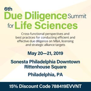 The 6th Due Diligence Summit for Life Sciences