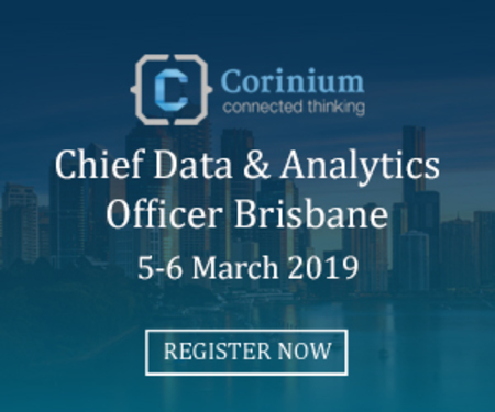 Chief Data and Analytics Officer Brisbane 2019 Conference