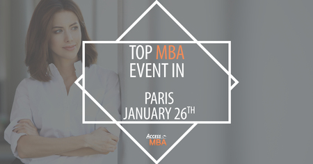 One-to-One MBA Event in Paris, 2019