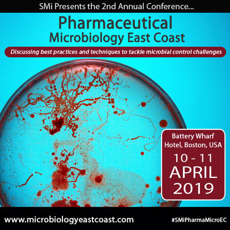 SMi's 2nd Annual Conference Pharmaceutical Microbiology East Coast