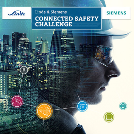 Linde and Siemens Connected Safety Challenge