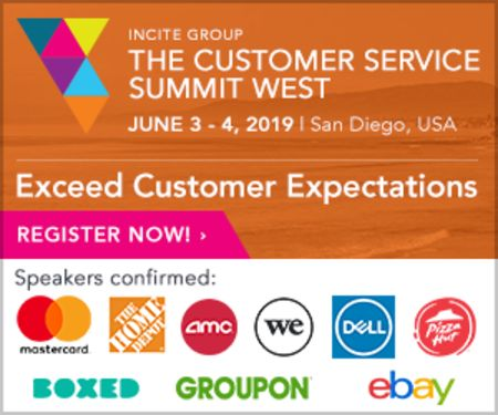 The Customer Service Summit West 2019, San Diego, USA