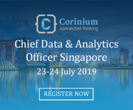 Chief Data and Analytics Officer Singapore