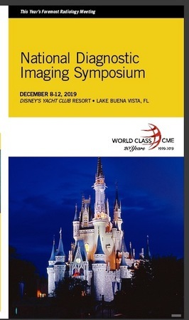 National Diagnostic Imaging Radiology CME Course, Orlando Florida 2019