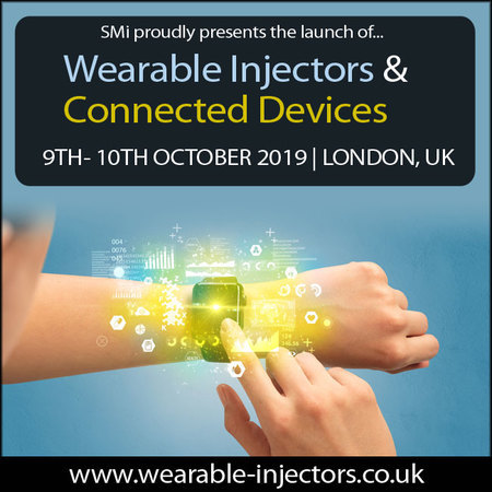 Wearable Injectors and Connected Devices Conference 2019