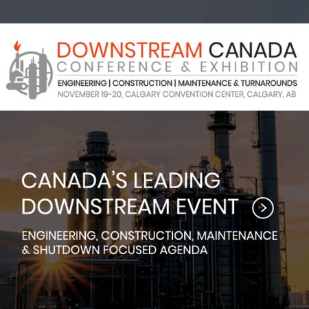 Downstream Canada Conference and Exhibition