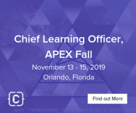 Chief Learning Officer, APEX Fall