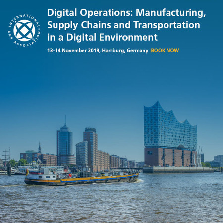 Digital Operations: 2019 - manufacturing, supply chains and transportation