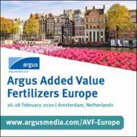 Argus Added Value Fertilizers Europe