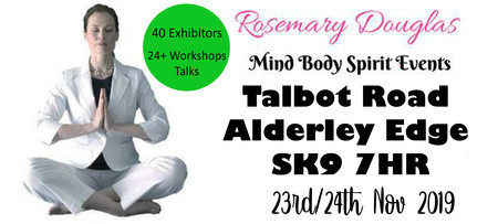 Alderley Edge Mind Body Spirit Event