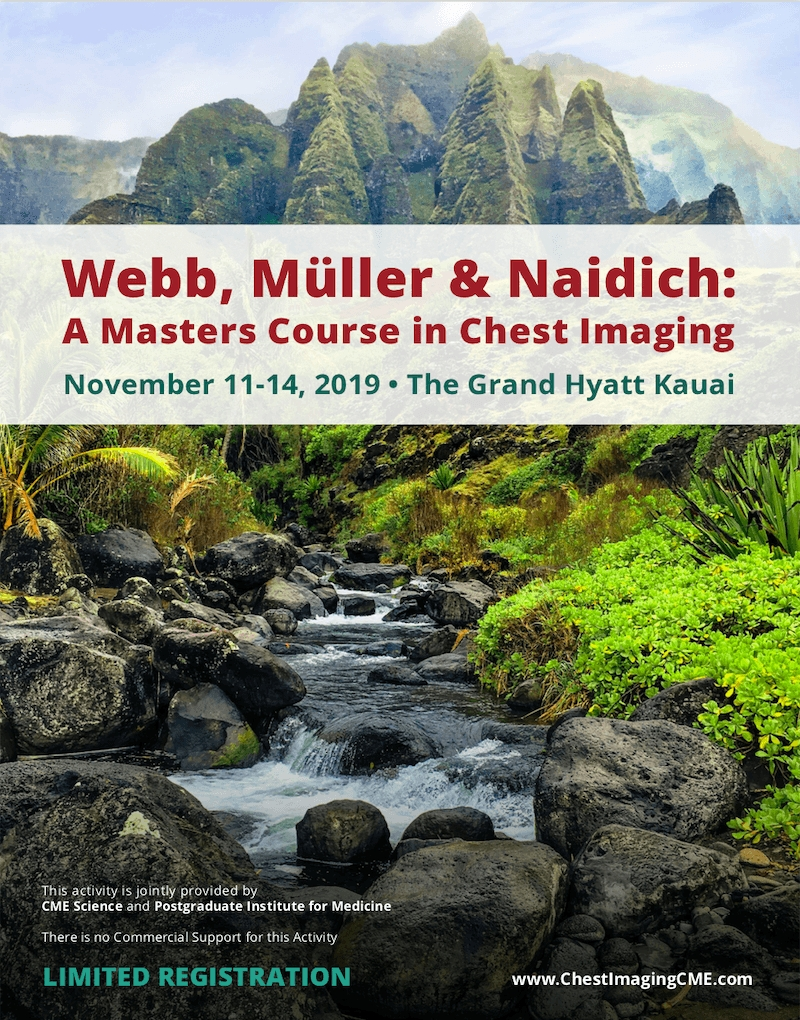 Webb, Muller and Naidich: A Masters Course in Chest Imaging
