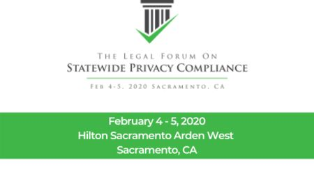 The Legal Forum on Statewide Privacy Compliance