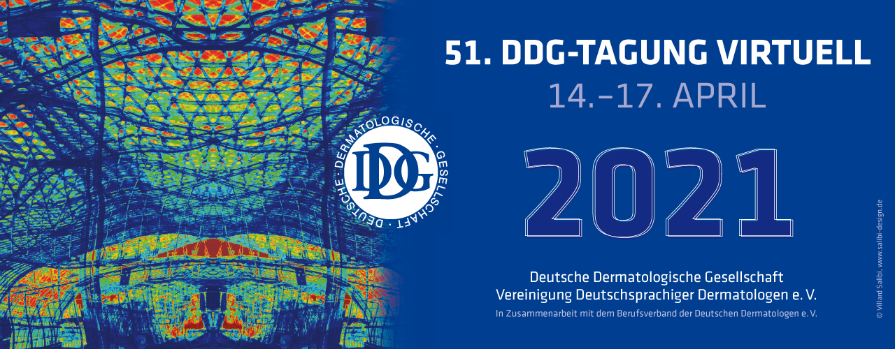 51st annual meeting of the German Dermatological Society