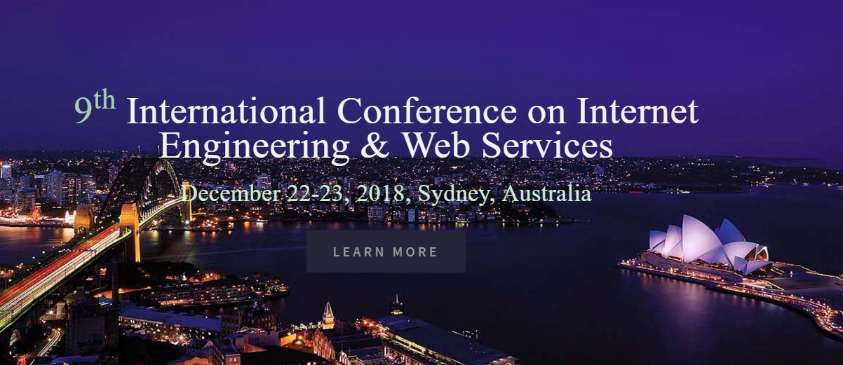 9th Int. Conf. on Internet Engineering & Web Services