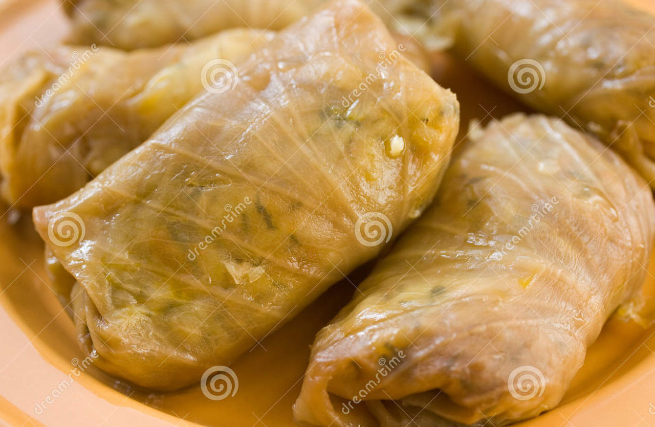 Pirogie and Cabbage Roll Sale