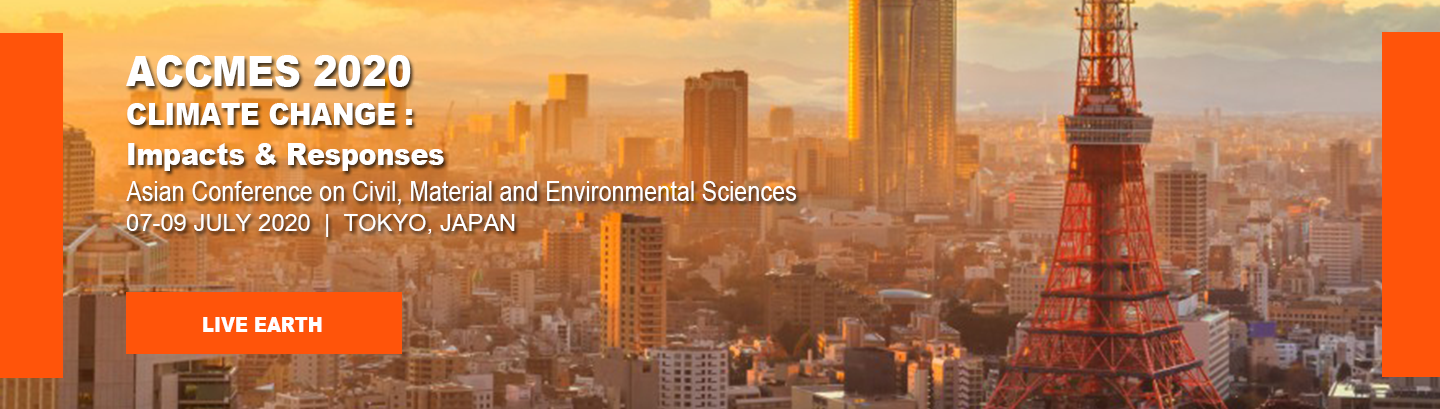 6th Asian Conference on Civil, Material and Environmental Sciences