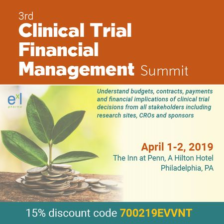 3rd Clinical Trial Financial Management Summit