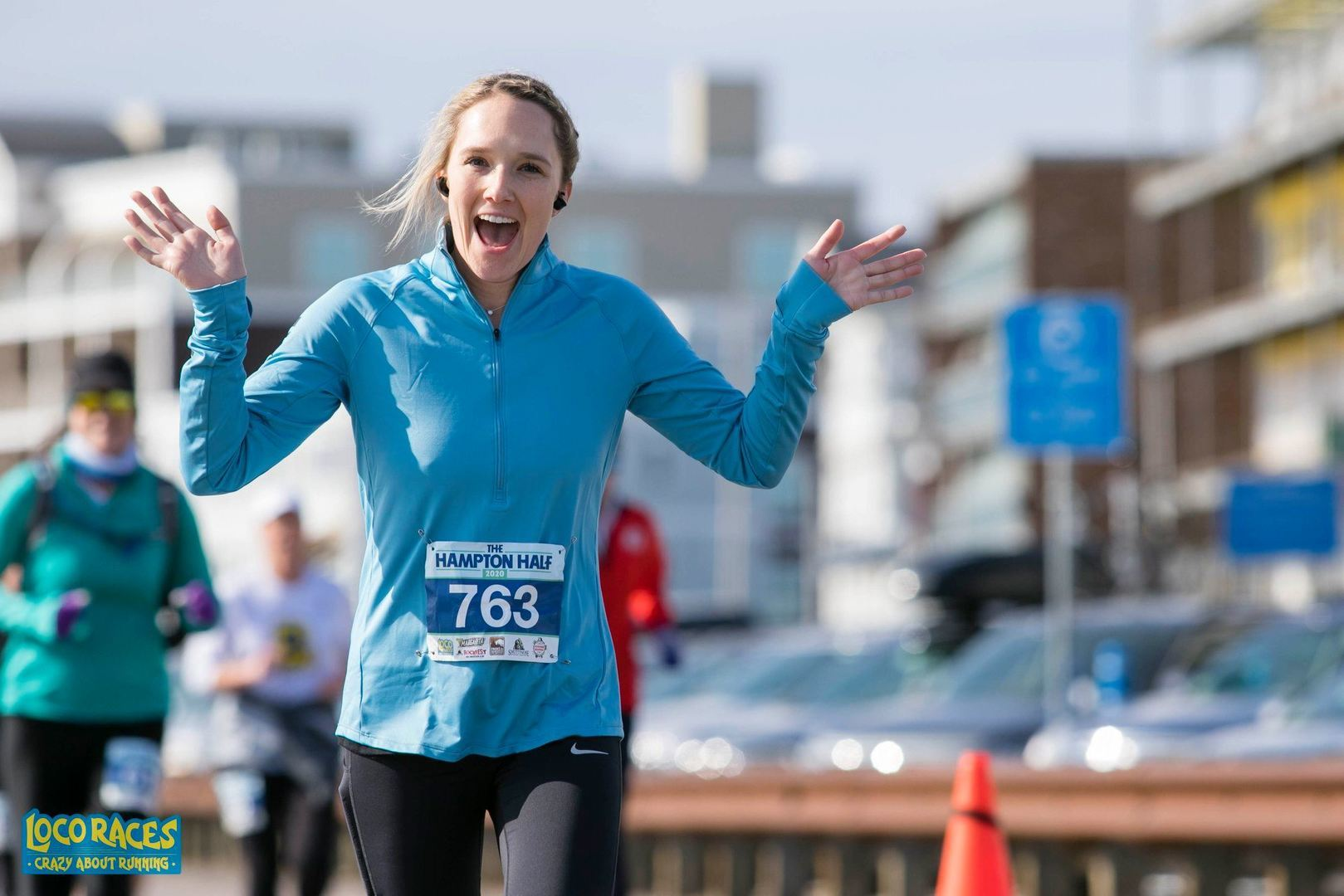 The Hampton Half Marathon and 5K