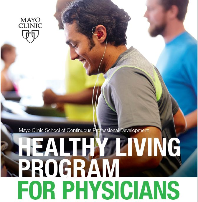 Healthy Living Program for Physicians 2021