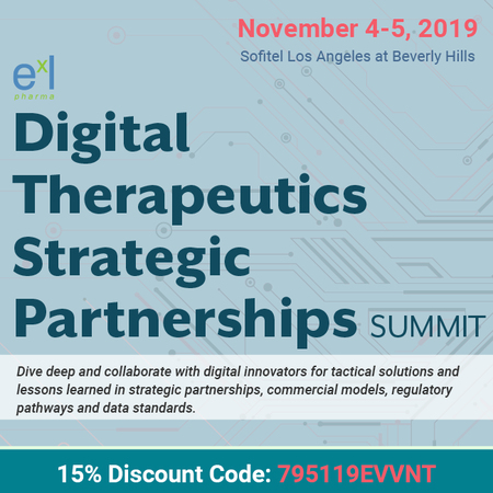 Digital Therapeutics Strategic Partnerships Summit