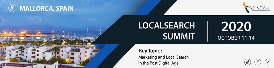 LOCAL SEARCH SUMMIT EUROPE- Digital Marketing and Local Search Conference