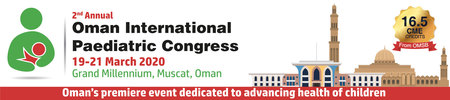 The 2nd Annual Oman International Paediatric Congress
