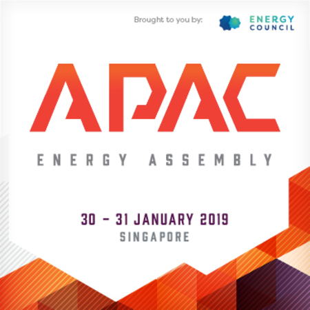 Asia Pacific Energy Assembly and Awards Dinner