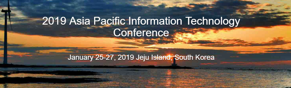 Asia Pacific Information Technology Conference APIT