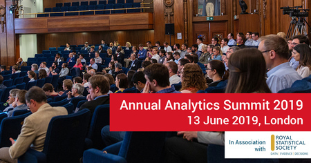 Analytics Summit - 13th June