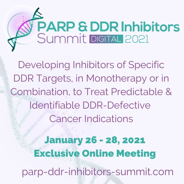 Digital PARP and DDR Inhibitors Summit 2021