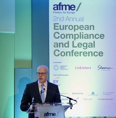 AFME European Compliance and Legal Conference, Paris, 2-4 October 2019