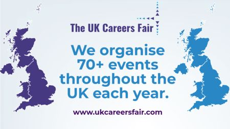 The UK Careers Fair in Cambridge - 31st May