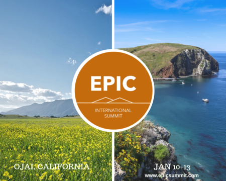 EPIC Summit: Global Creativity and Innovation Conference, Ojai, CA, 2019