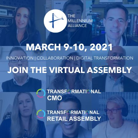 Transformational CMO and Retail Virtual Assembly - March 2021