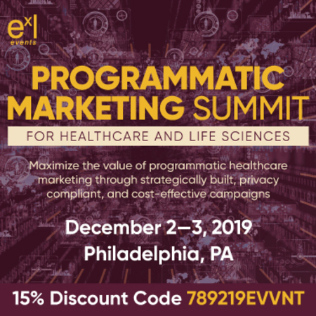 Programmatic Marketing Summit for Healthcare and Life Sciences