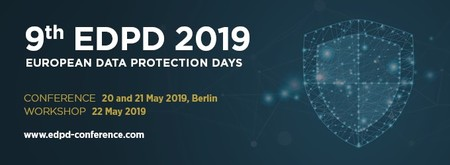 European Data Protection Days 2019 - The Berlin Conference