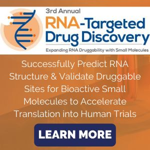 3rd Annual RNA Targeted Drug Discovery
