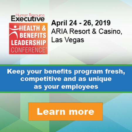 Health And Benefits Leadership Conference 2019.