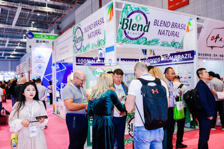 International Natural Health And Nutrition Expo 2020