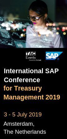 International SAP Conference for Treasury Management 2019