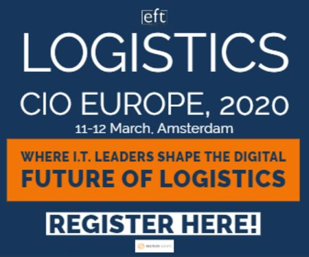 Logistics CIO Europe 2020, 11-12 March Amsterdam by Reuters Events