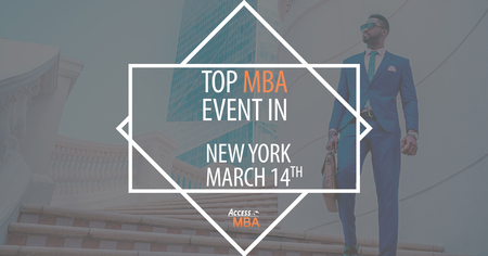 One-to-One MBA Event in New York, 2019