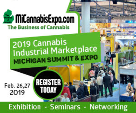 Michigan Cannabis Industrial Marketplace Summit and Expo 2019