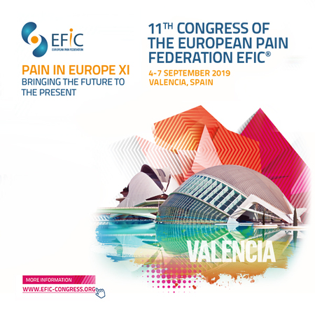 Pain in Europe XI: 11th Congress of The European Pain Federation (EFIC)