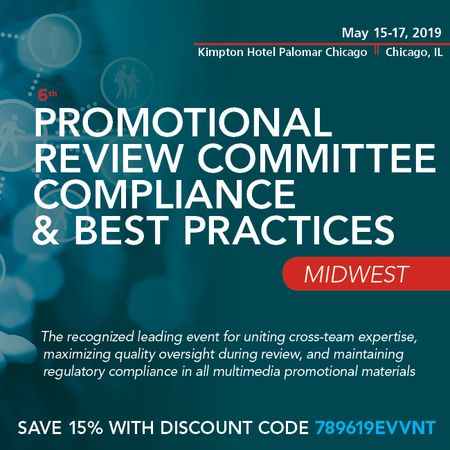 6th Promotional Review Committee Compliance And Best Practices - Midwest