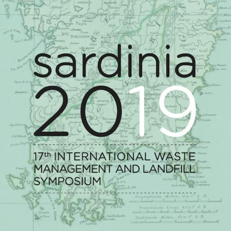 Sardinia 2019 - 17th International Waste Management and Landfill Symposium