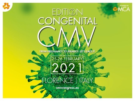 CMV 2021: 2nd Congress on Congenital CMV