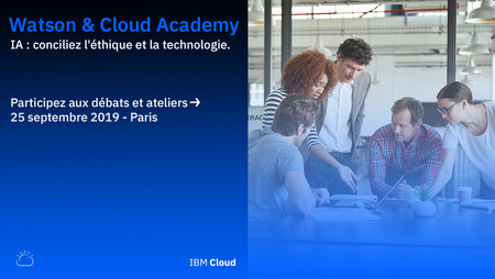 Watson & Cloud Academy III by IBM