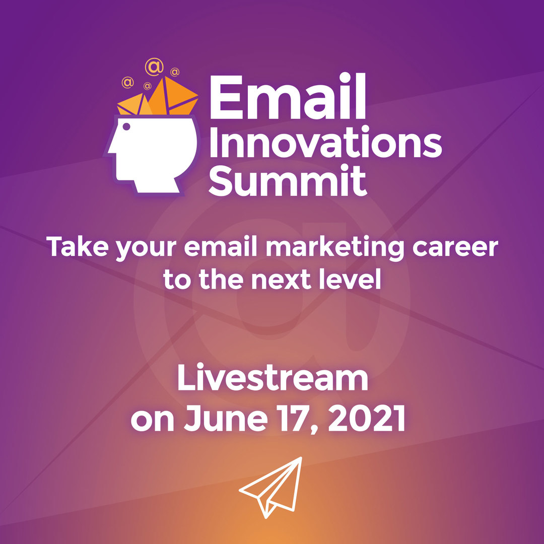 Email Innovations Summit North America 2021 - Livestream
